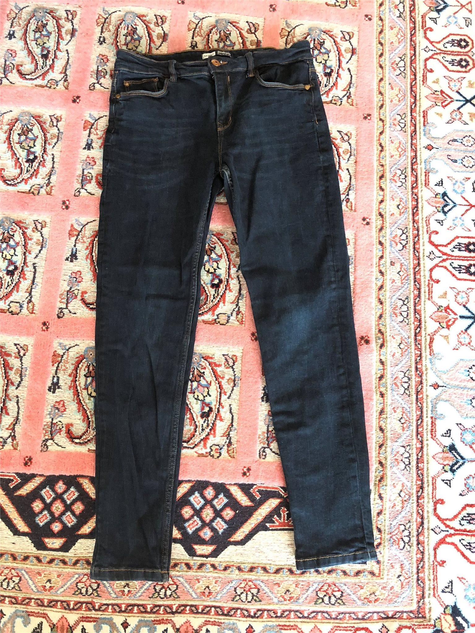 storleksguide jeans dam