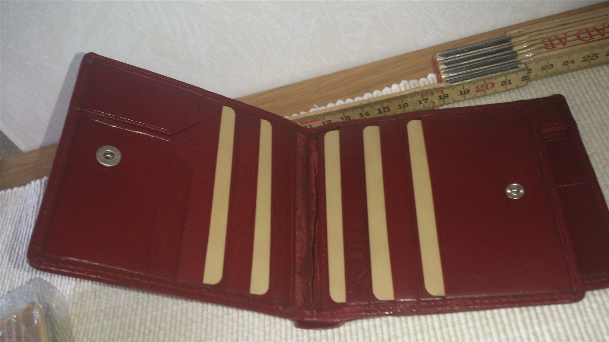 fanco rino plånbok