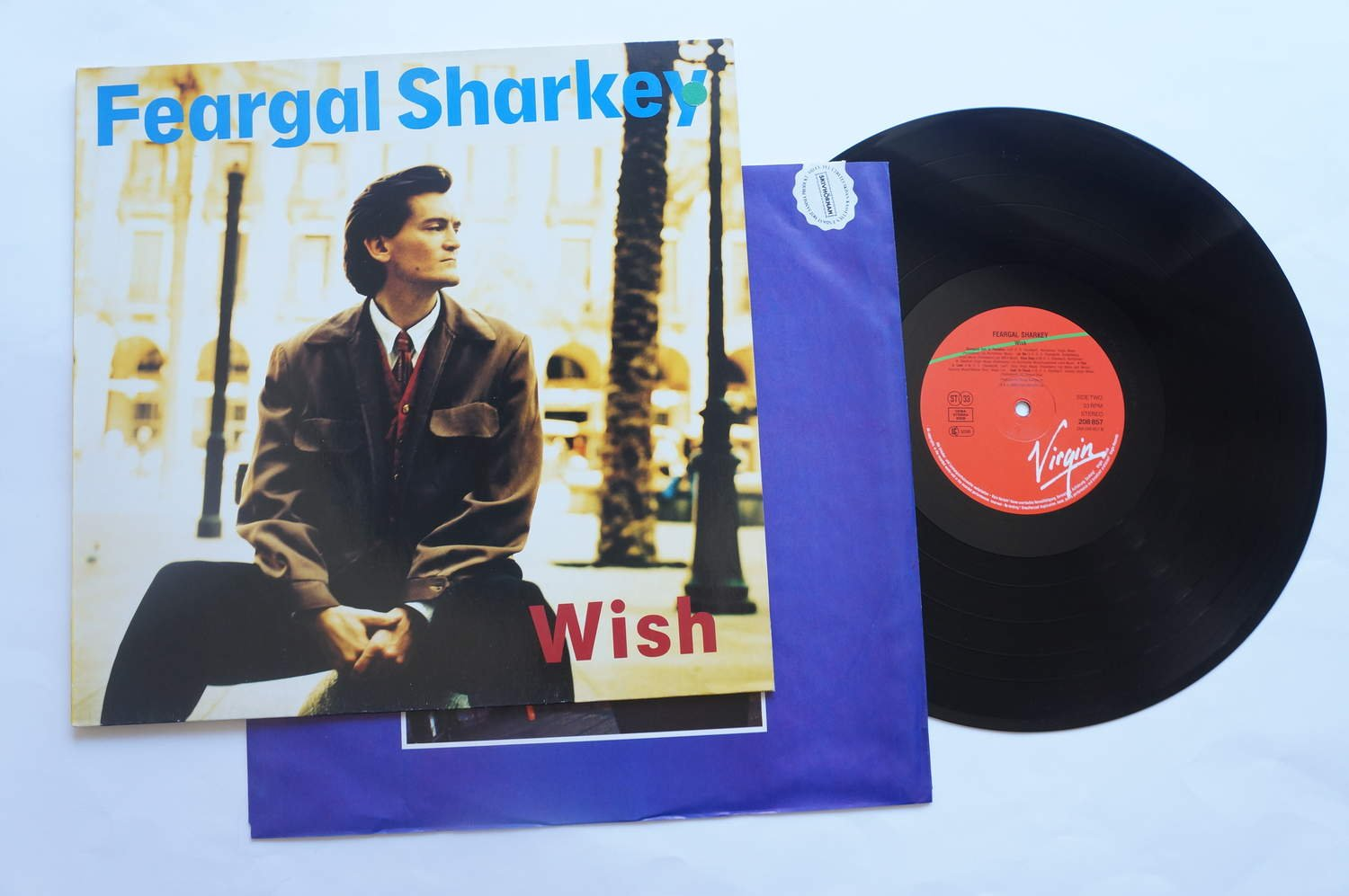 ** Feargal Sharkey ?– Wish **