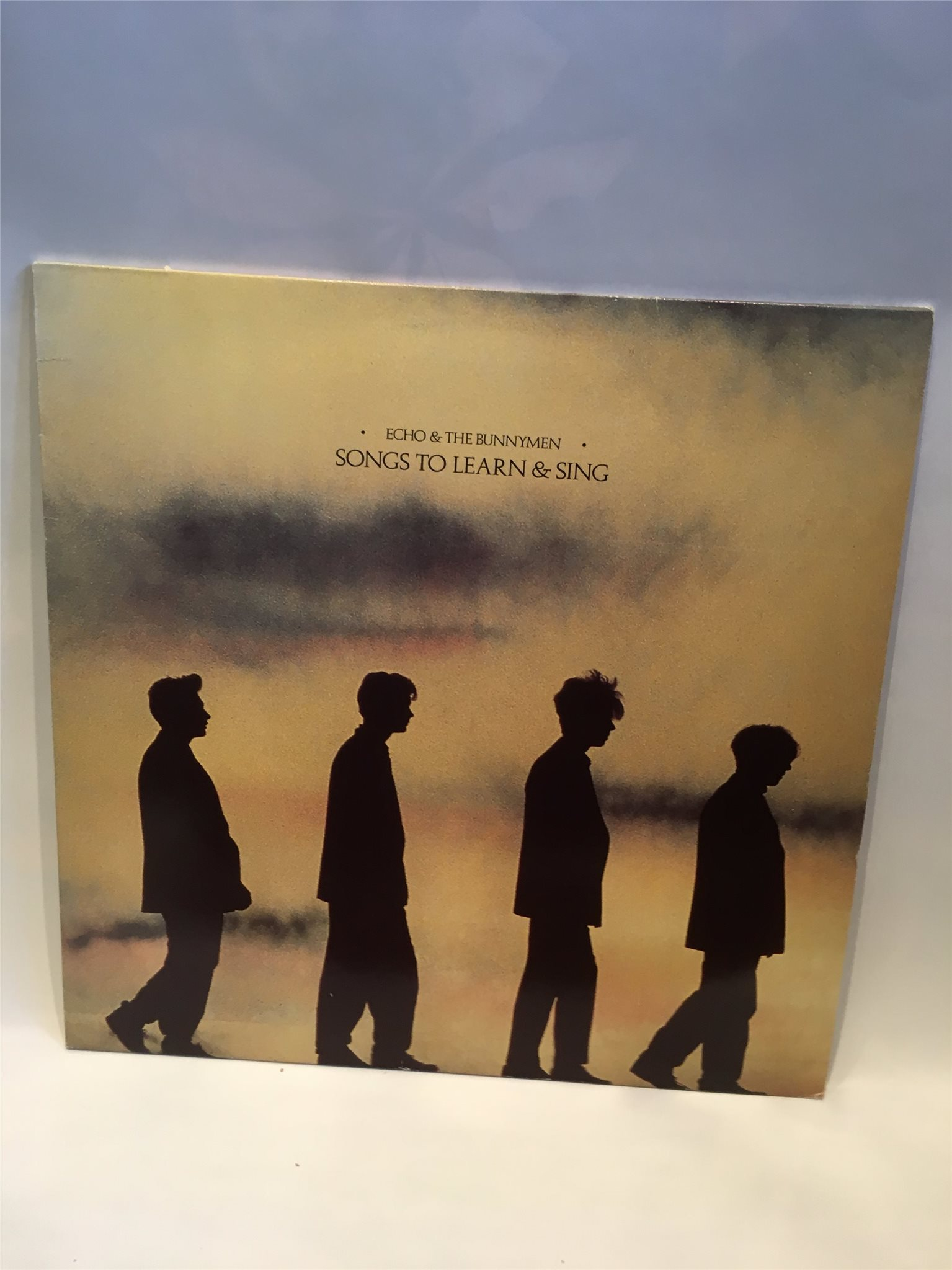 Echo The Bunnymen Songs To Learn And Sing F 321098037 Kp Visval Khaki