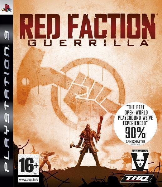 Red Faction Guerrilla - Helt nytt till PS3!!!