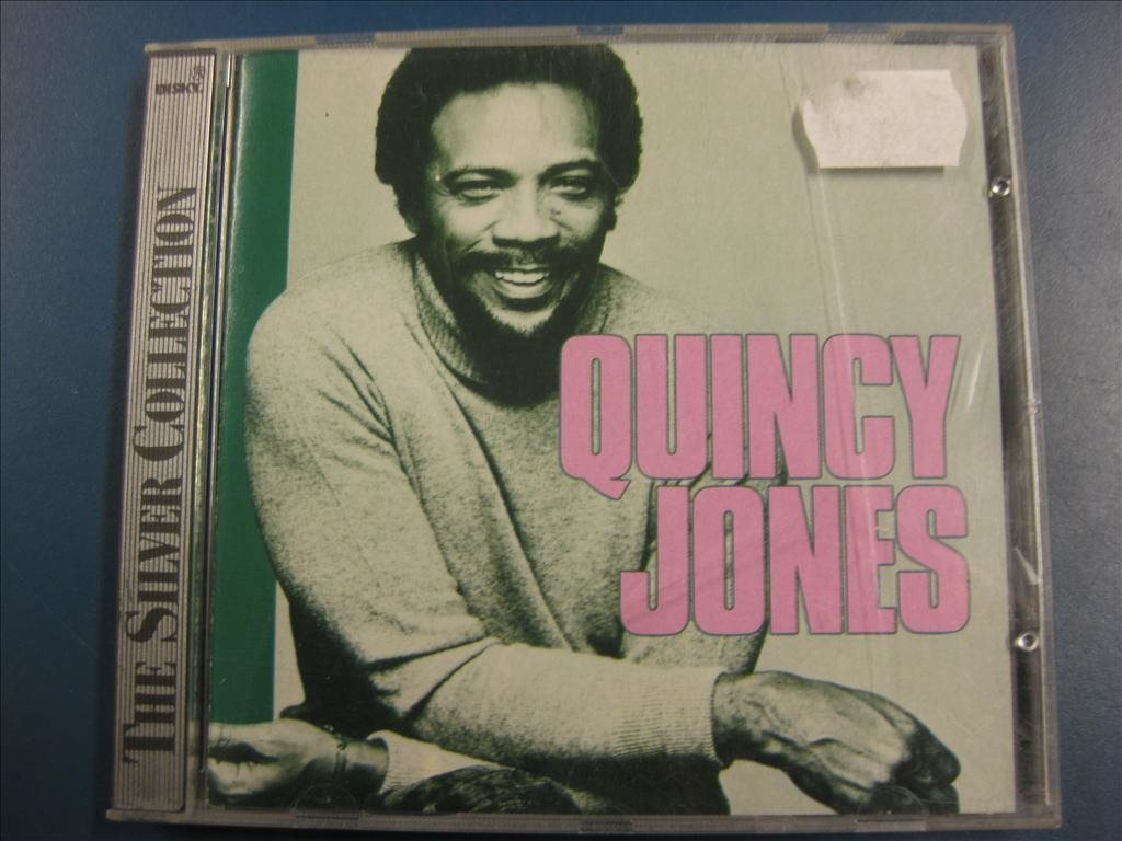 QUINCY JONES - THE SILVER COLLECTION