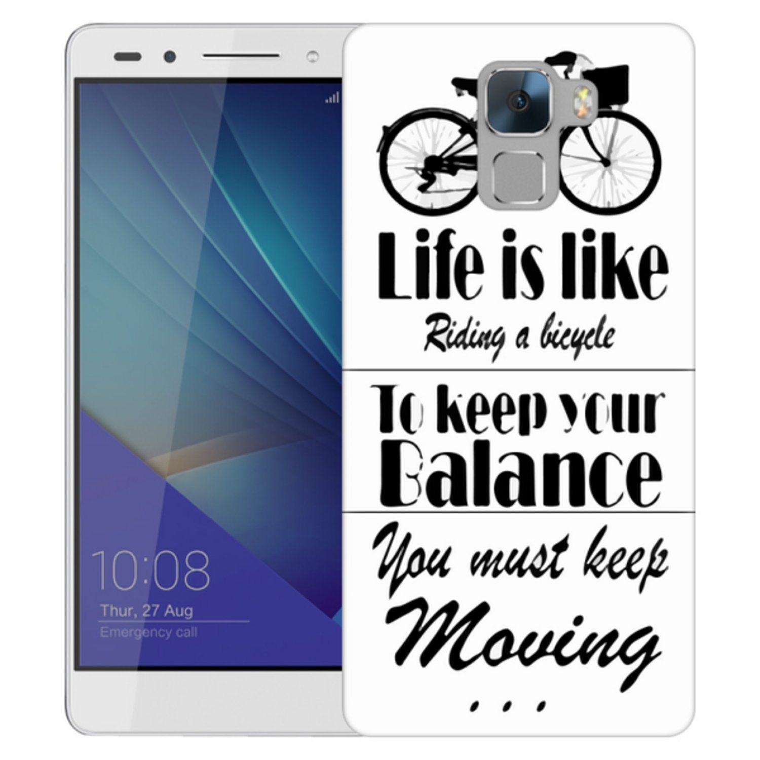 Huawei Honor 7 Skal Bike