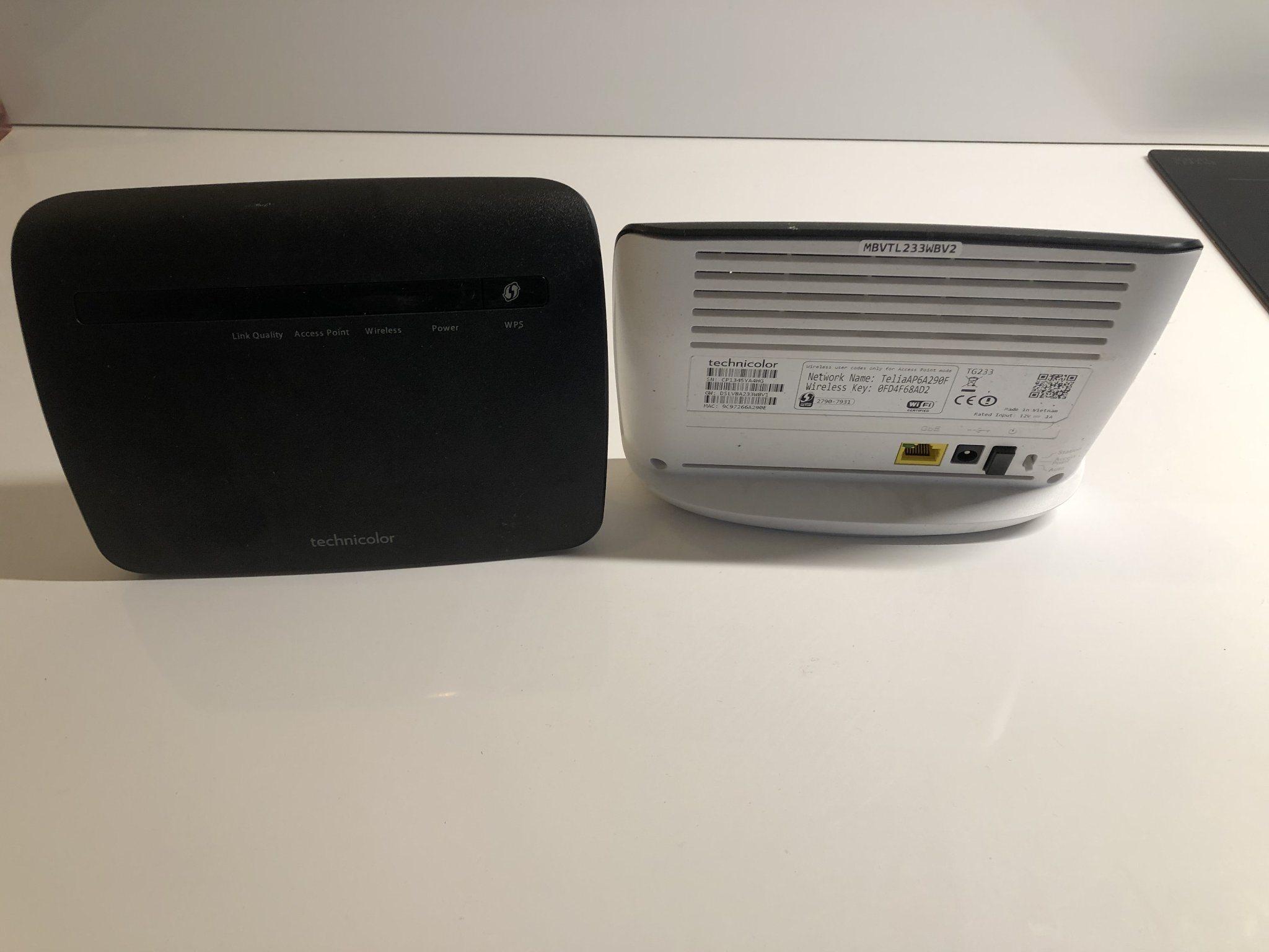 technicolor wifi repeater