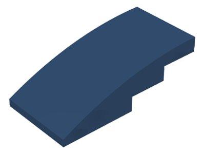 4x Slope curved Slope curve 4x1 pink dark//dark pink 93273 NEW Lego