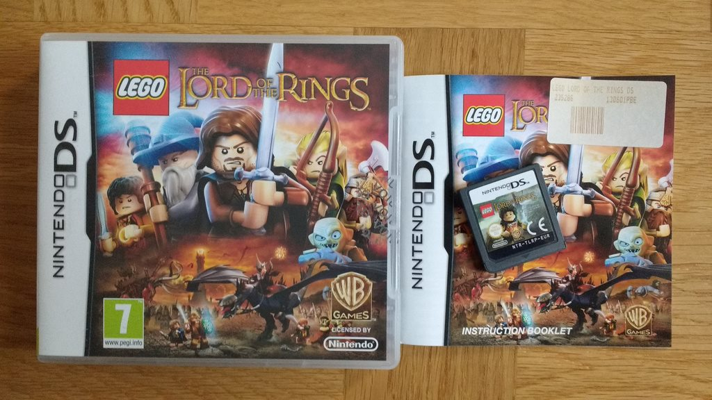 Nintendo DS: LEGO Lord of the Rings