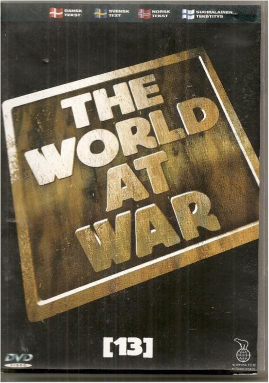 THE WORLD AT WAR -VOL 13 (SVENSKT TEXT)