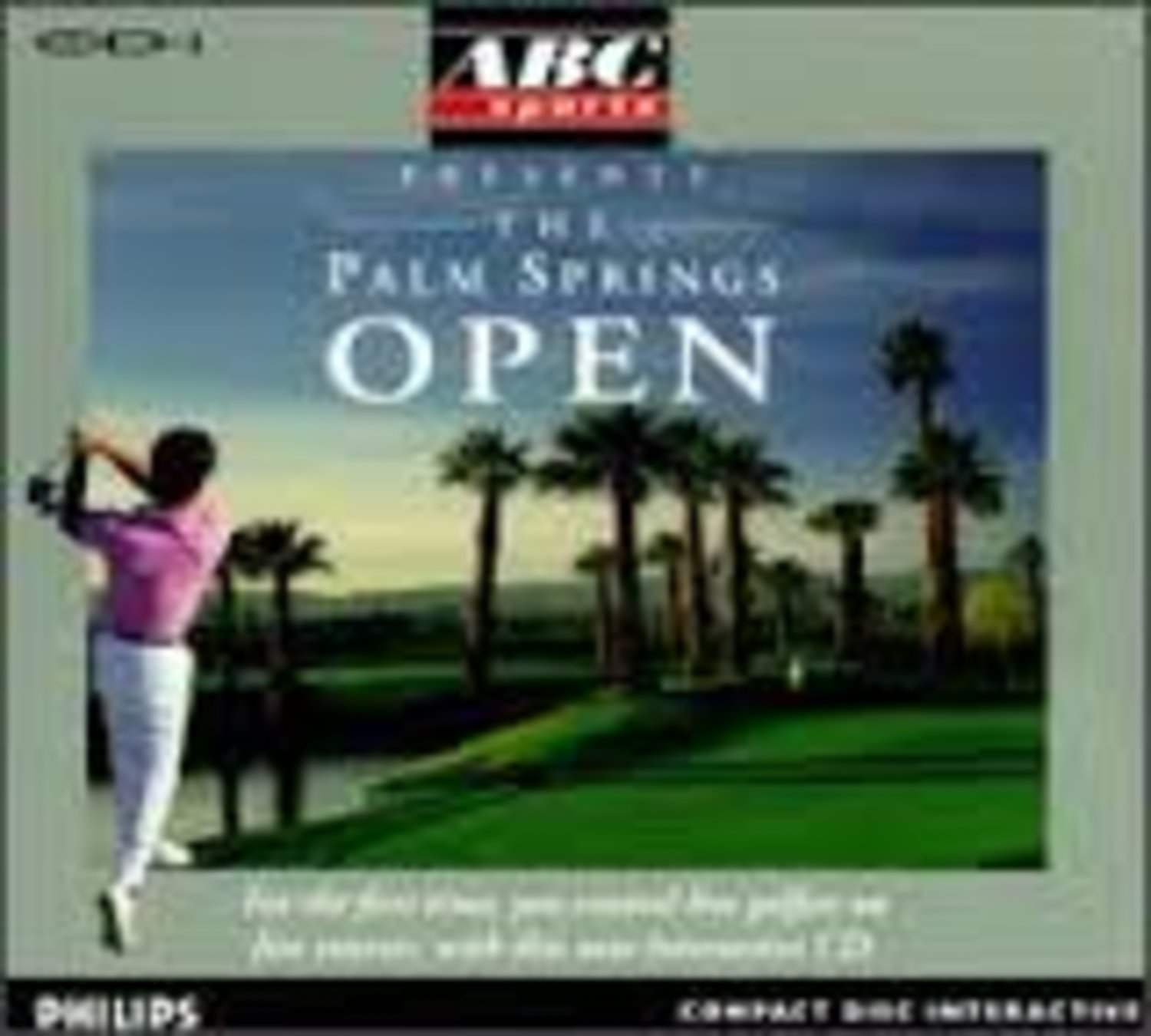 Palm Springs Open - CDI