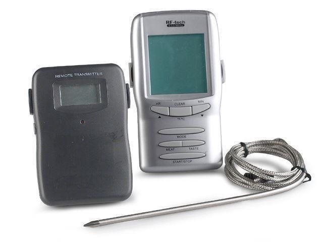 Trådlös Stektermometer * HELT NY Present Grill .. (368121058