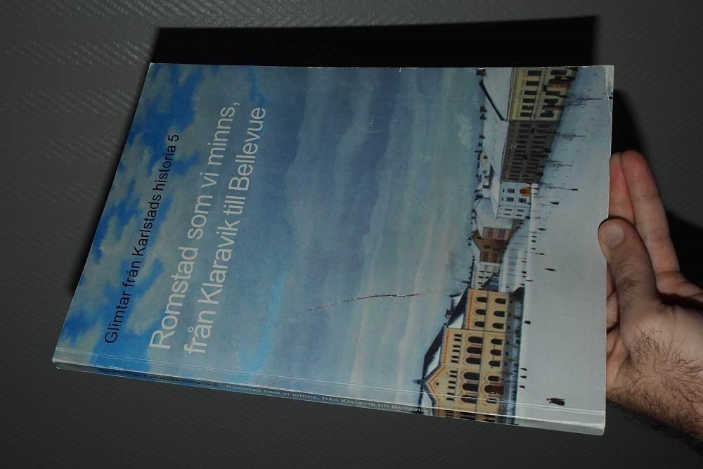 Romstad som vi minns fr Klaravik Bellevue Karlstad Glimtar 5