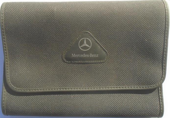 1997 Mercedes-Benz C-Klassen C-Klassen C-Klassen Instruktionsbok MB 47353e