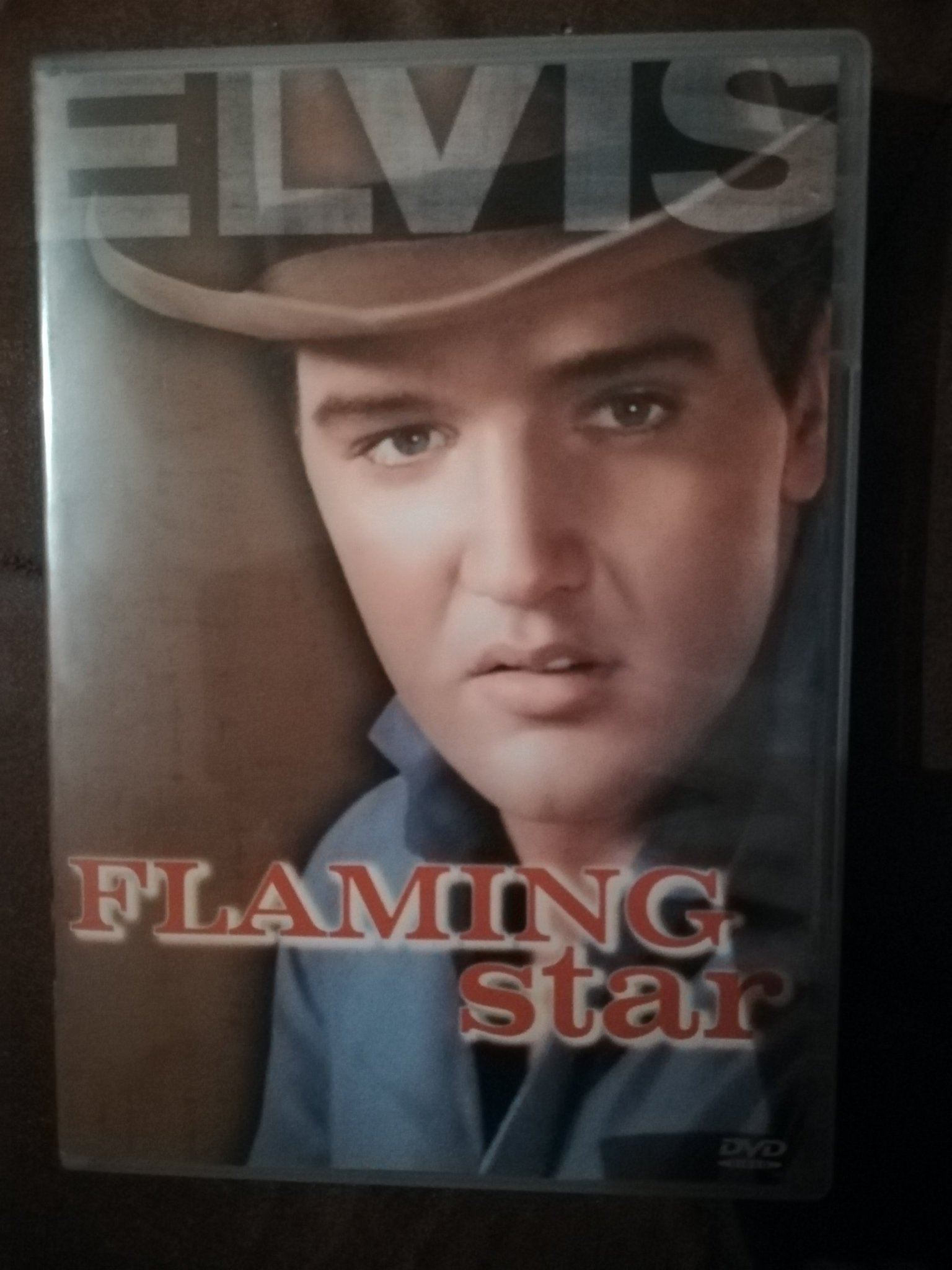 Elvis Presley - Flaming Star - DVD.