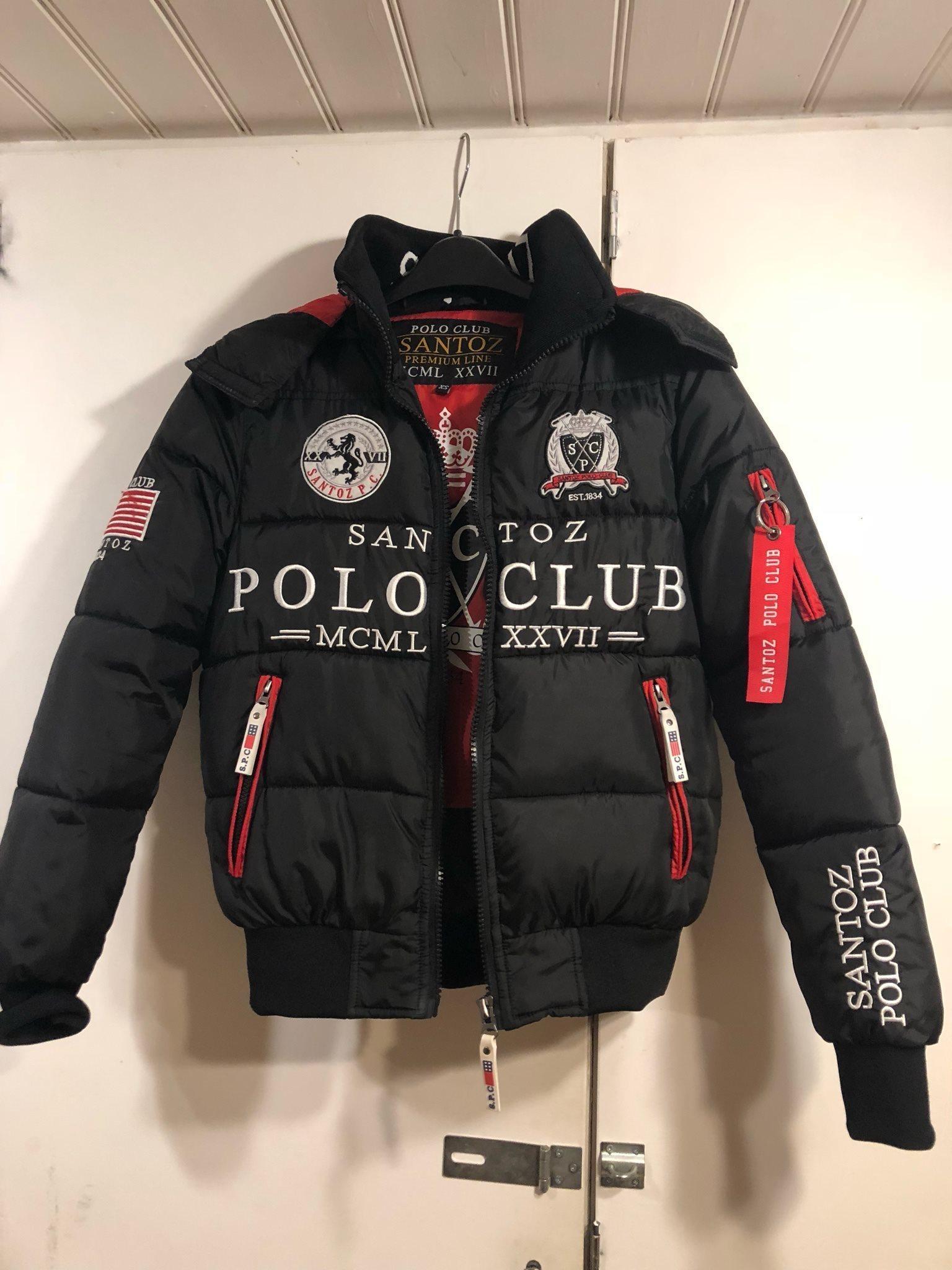 polo club vinterjacka