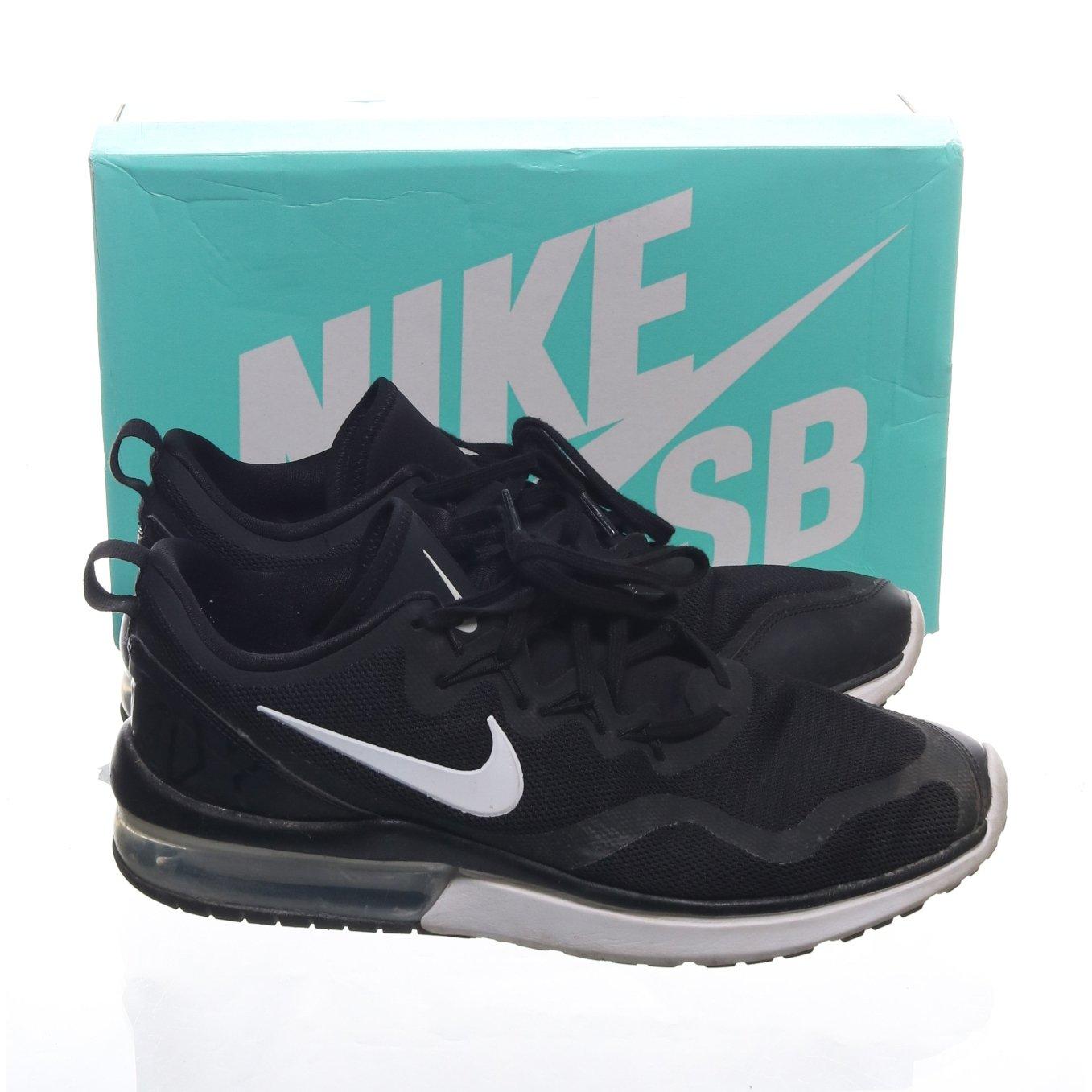 Nike, Sneakers, Strl: 44, Air Max Fury, Svart