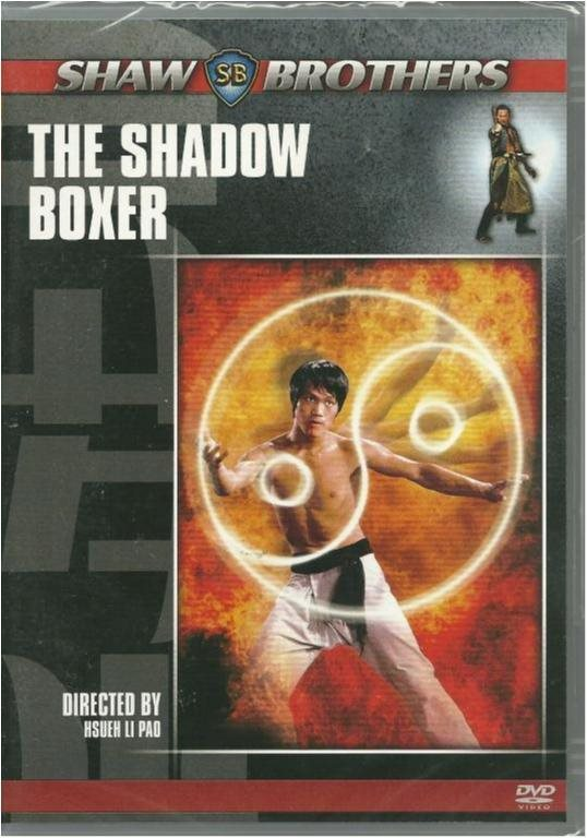 The shadow boxer - Ny & inplastad