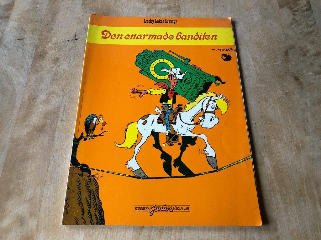 434dffdfd6f Den enarmade banditen - Lucky Luke (333085335) ᐈ FranksGarage på ...