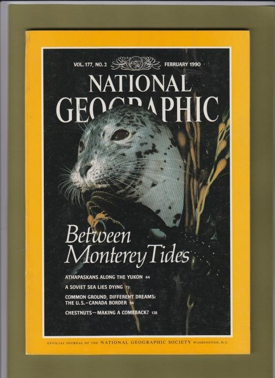 National Geographic, February 1990.