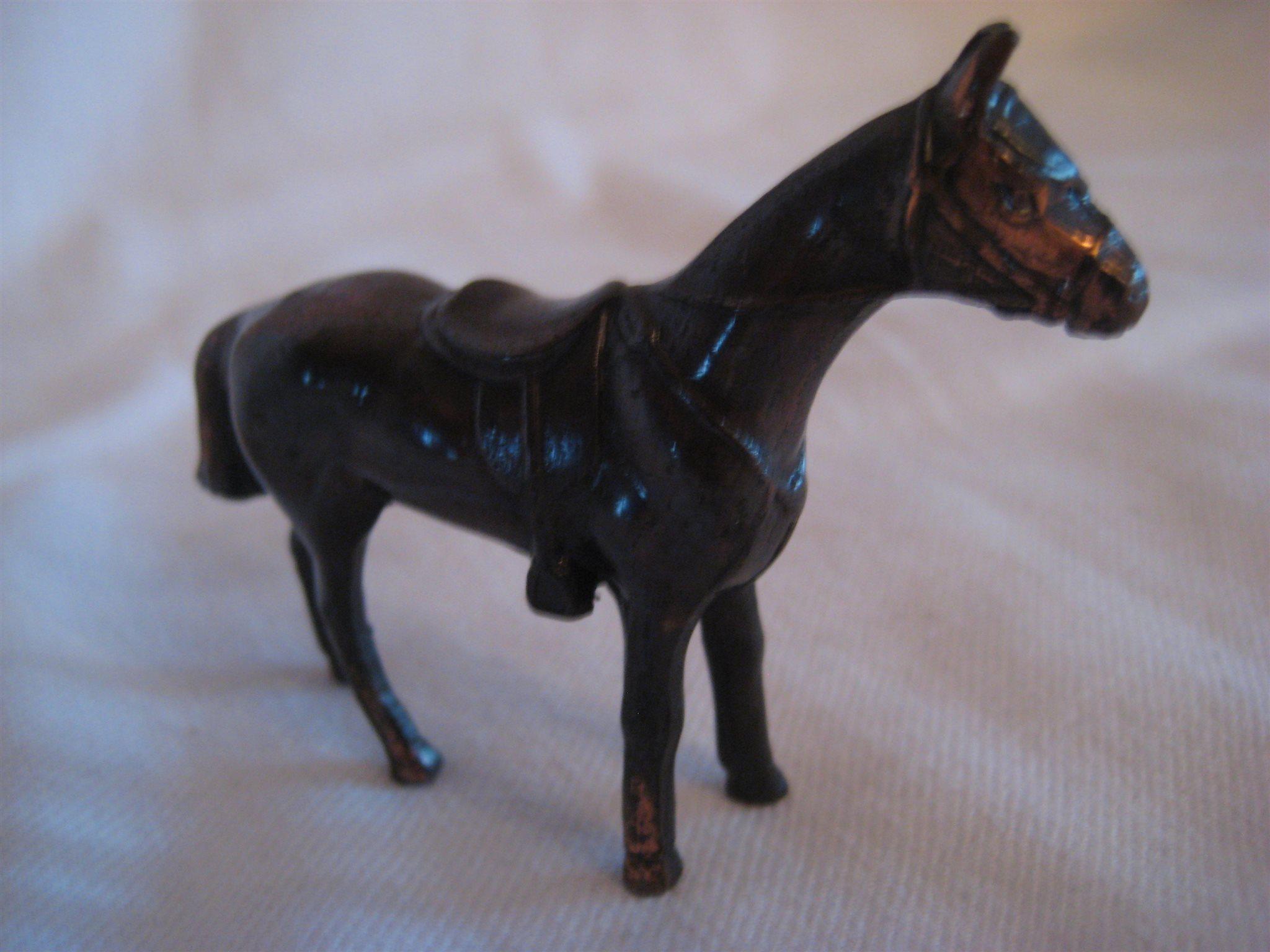 koppar till häst