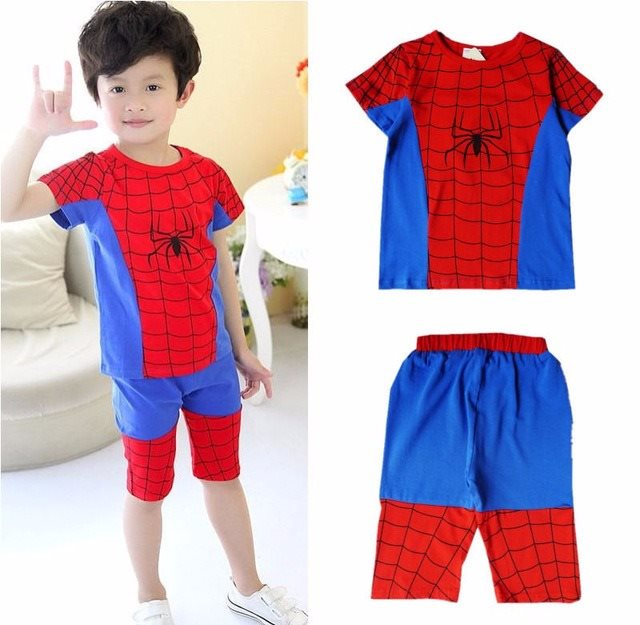 Spiderman Pyjamas Strlk ca 100 (Am. strlk 4T)