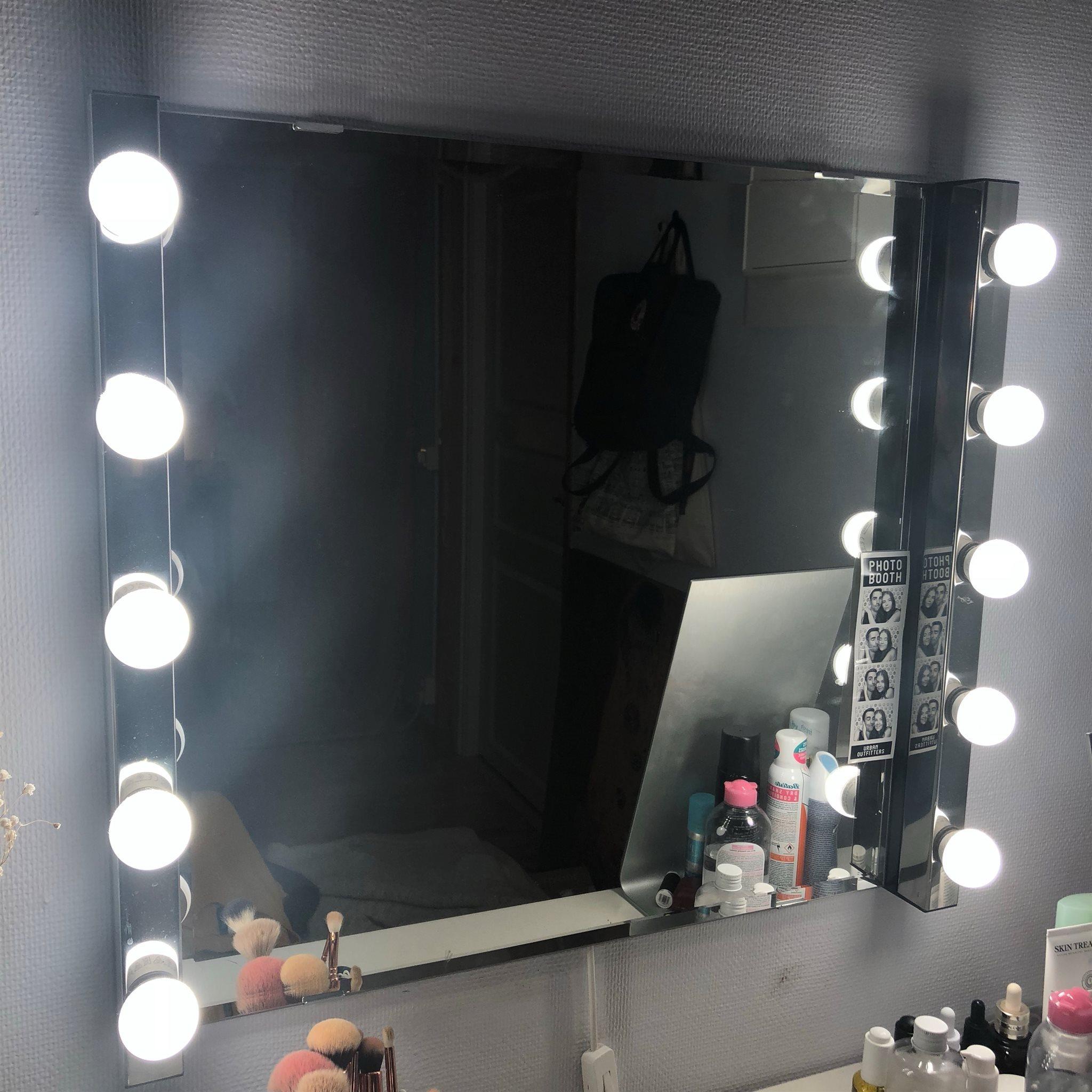 make up spegel