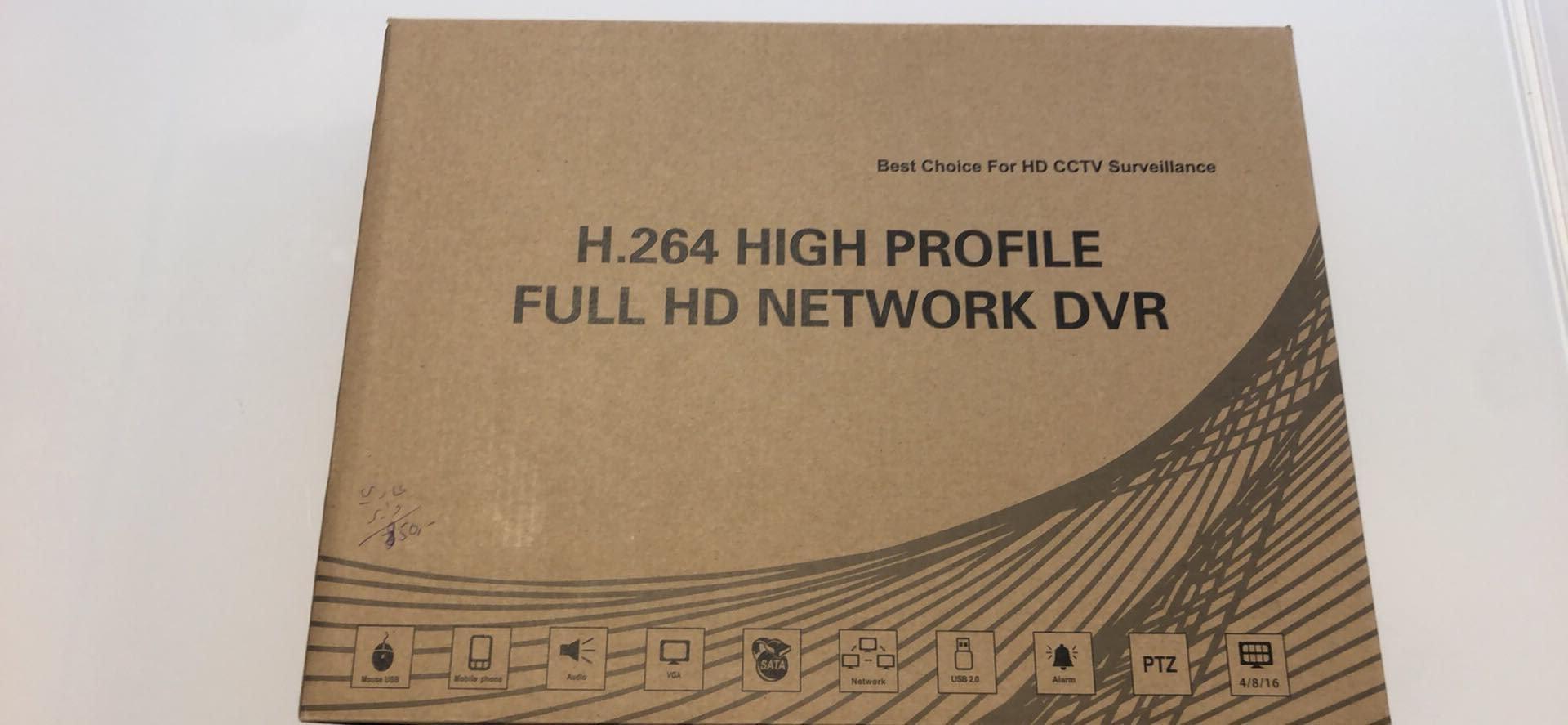 H 264 HIGH PROFILE , FULL HD NETWORK DVR (350147190) ᐈ Köp