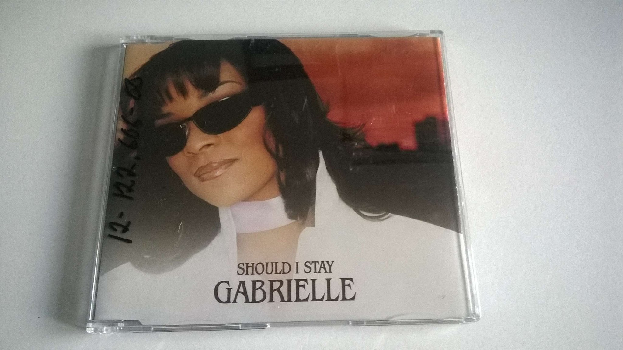 Gabrielle - Should I Stay, Promo, CD