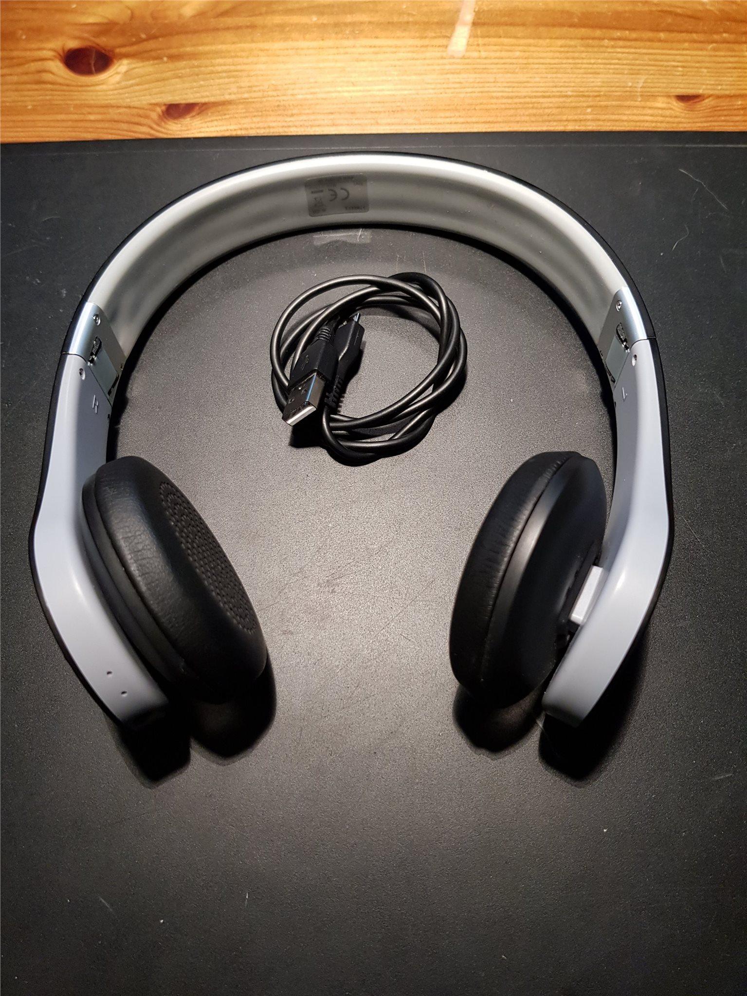 Headset   hörlur bluetooth d9b0a3c42fdc4