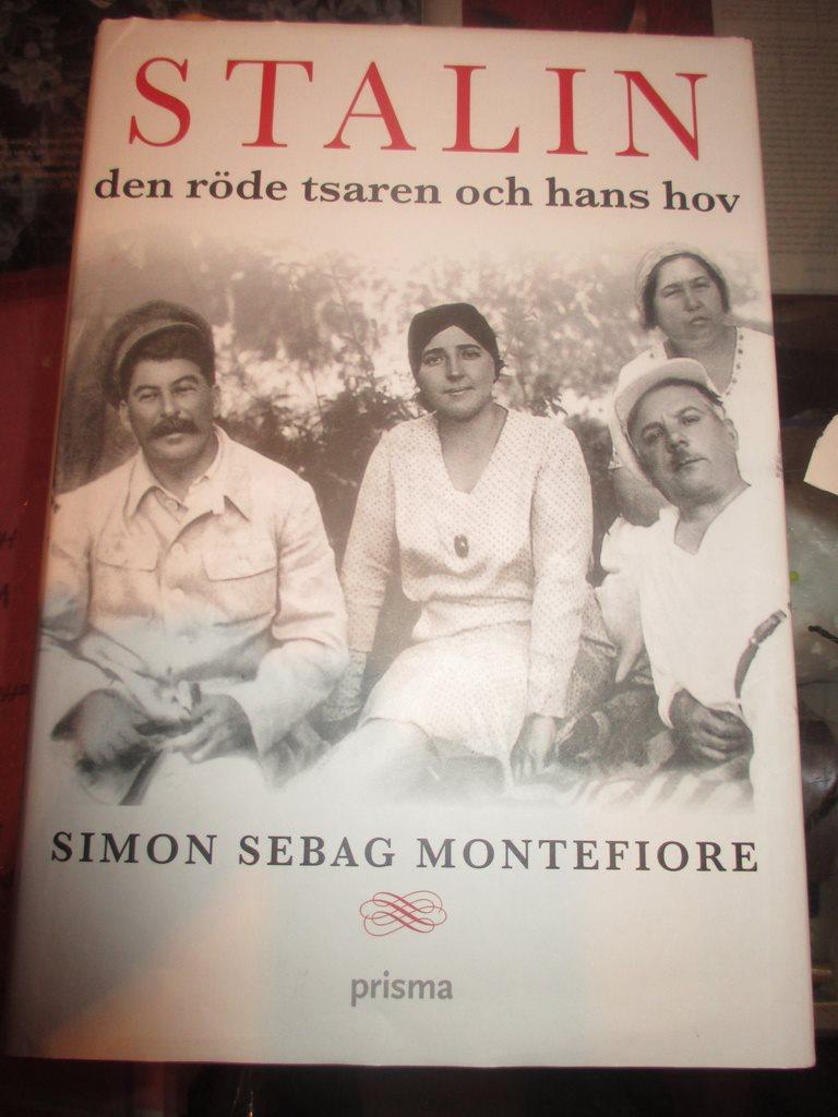 Stalin den röde och hans hov, Simon Sebag Montefiore, andra världskriget, 768 s.