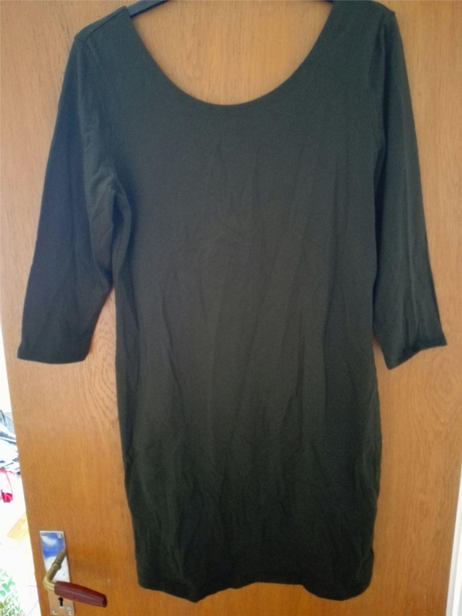 lång tight klänning