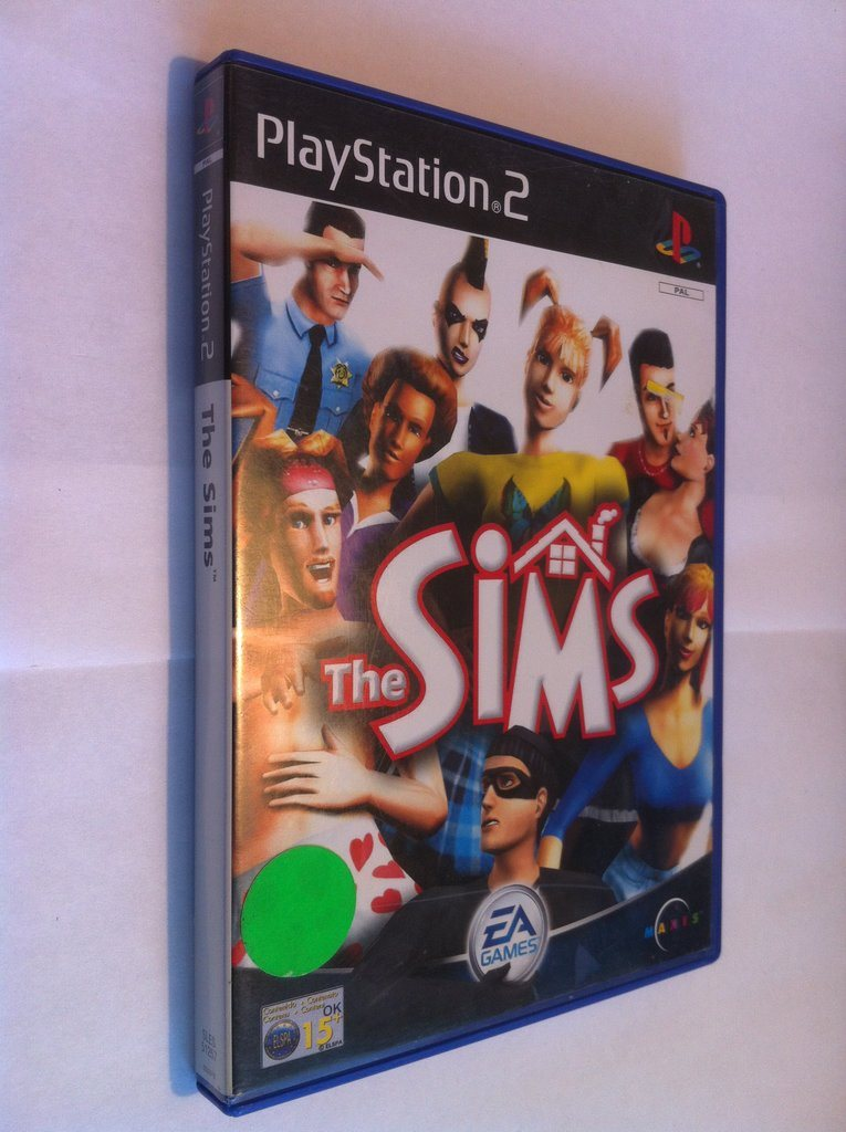 PS2: The Sims
