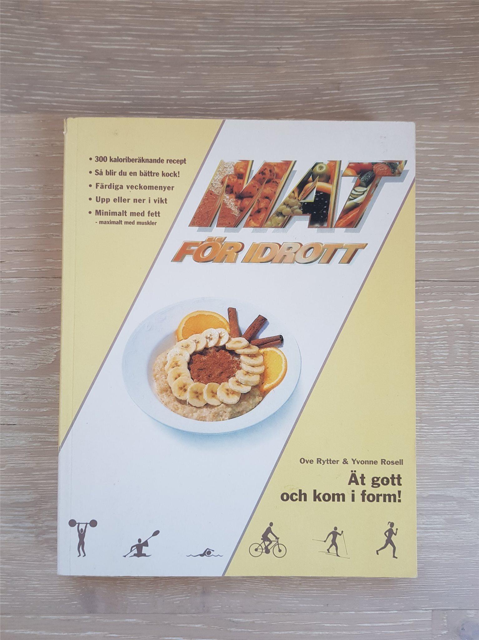 mat för idrottare recept