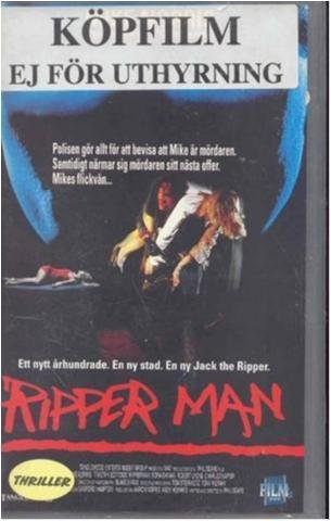 Ripper man - Mike Norris/Timothy Bottoms