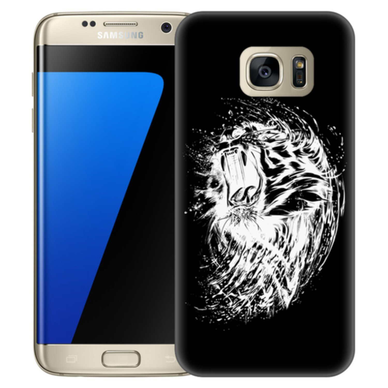 Samsung Galaxy S7 Edge Skal Screamin.. (309736905) ᐈ Hobbyprylar på ... 6ba77ec24cc97