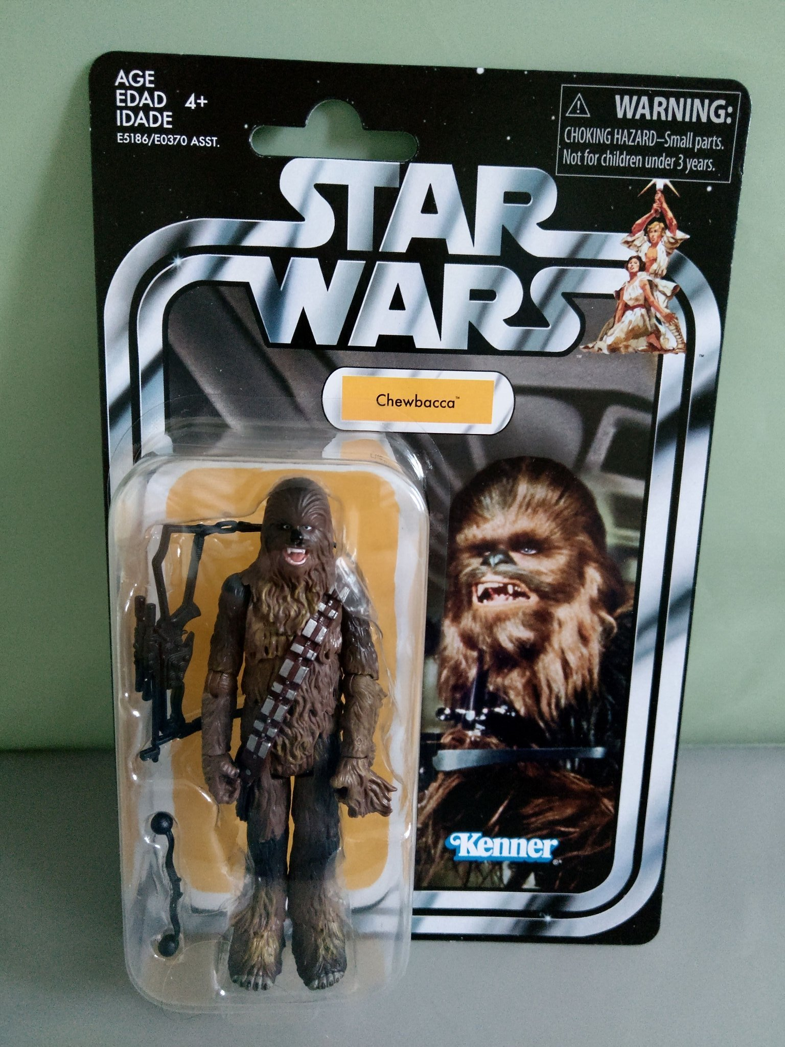Star Wars The Vintage Collection VC 141 Chewbacca MOC