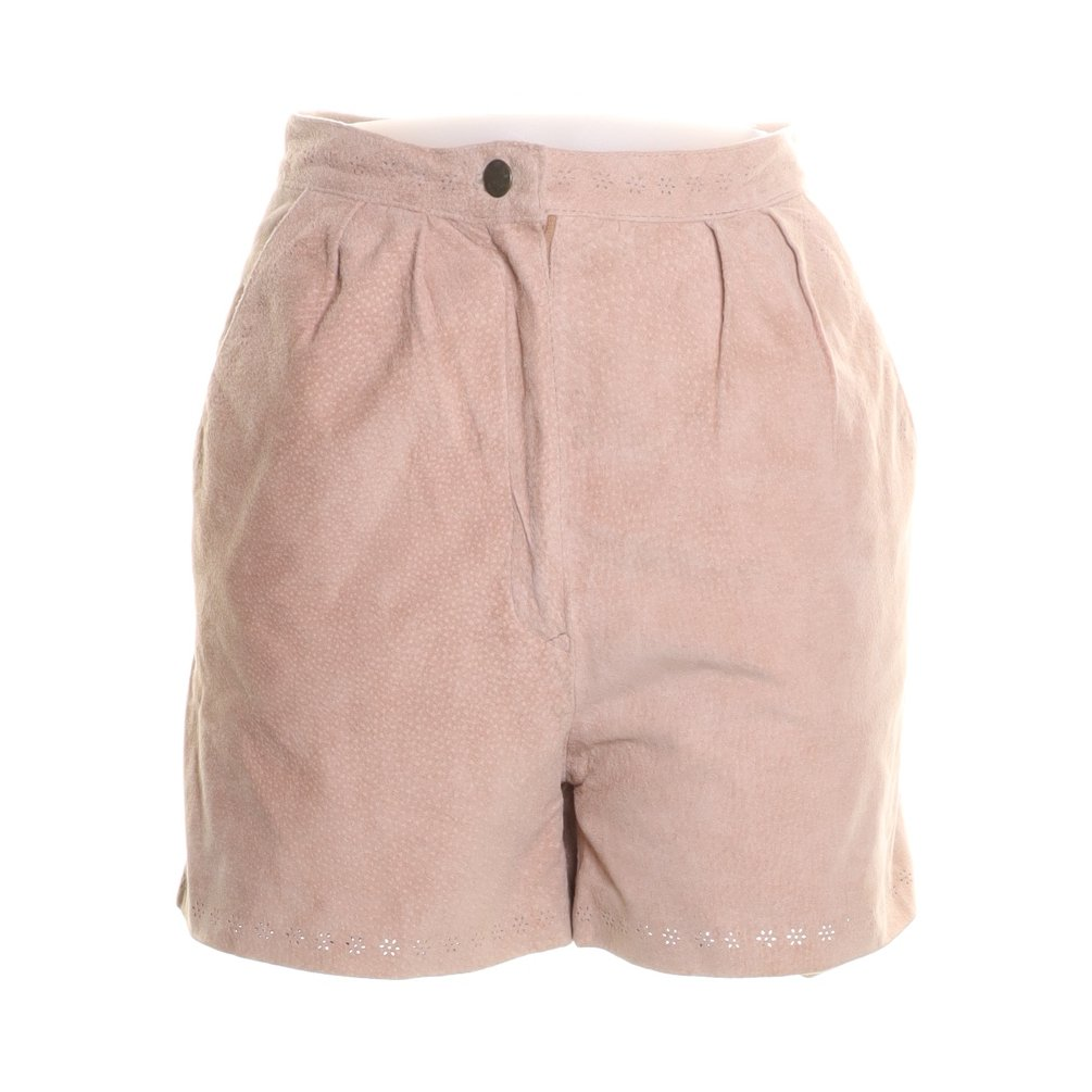 Miss joy, Shorts, Strl: 34, Brun, Mocka