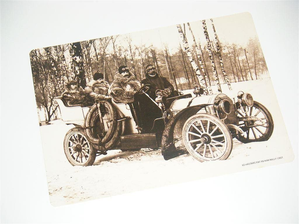 Reklamkort fiat rally r 1907 kak mobilia for Mobilia international