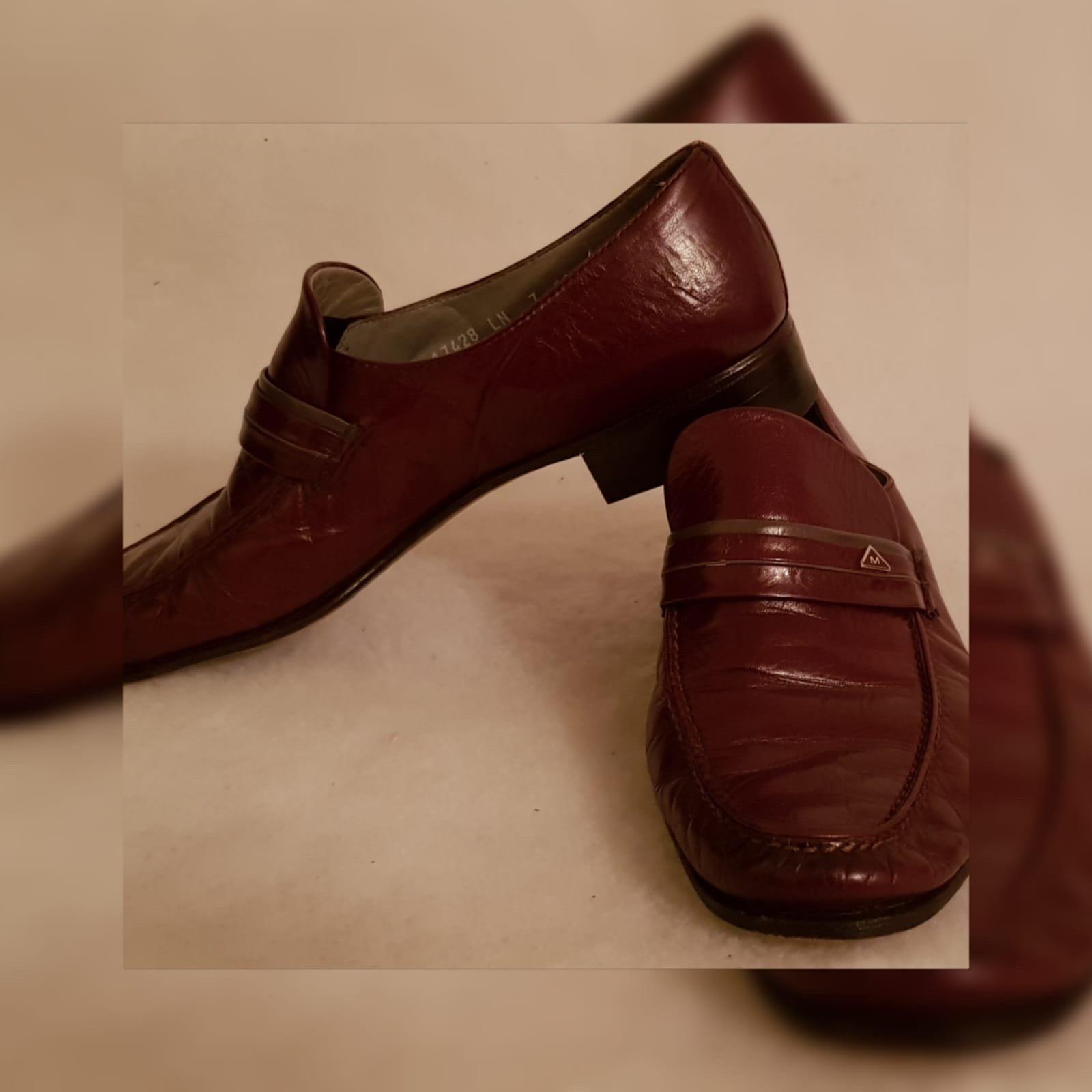 c936a6a970b Herr skor Moreschi made in Italy (337682677) ᐈ Köp på Tradera