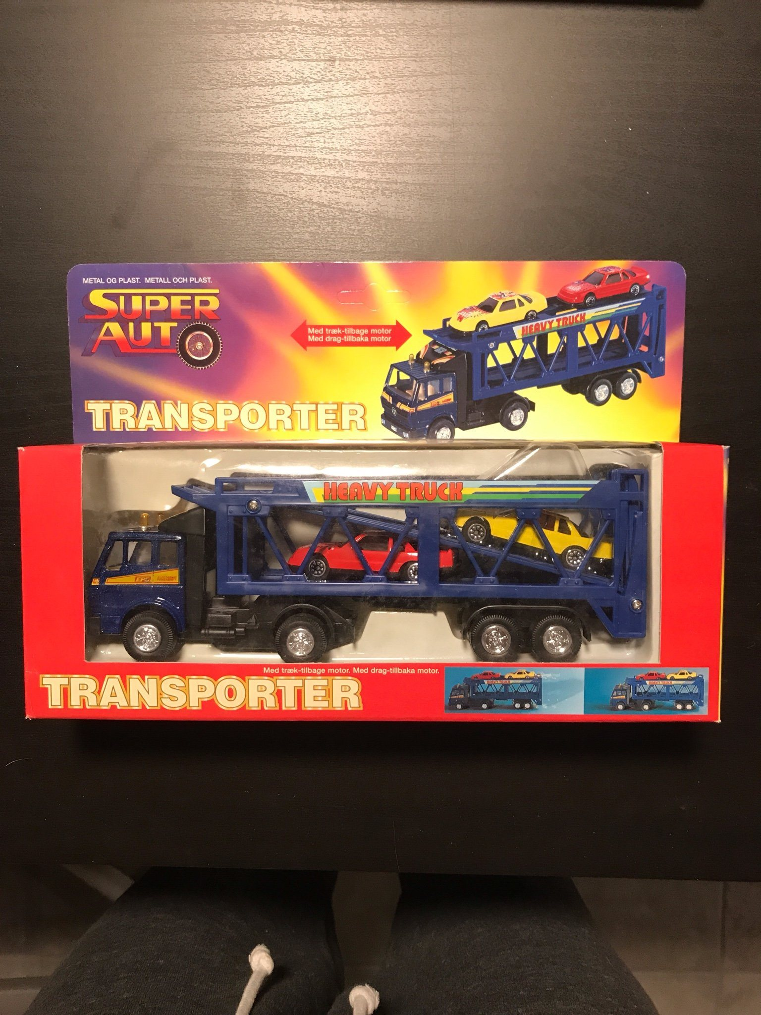 Super Auto Transporter Toy club