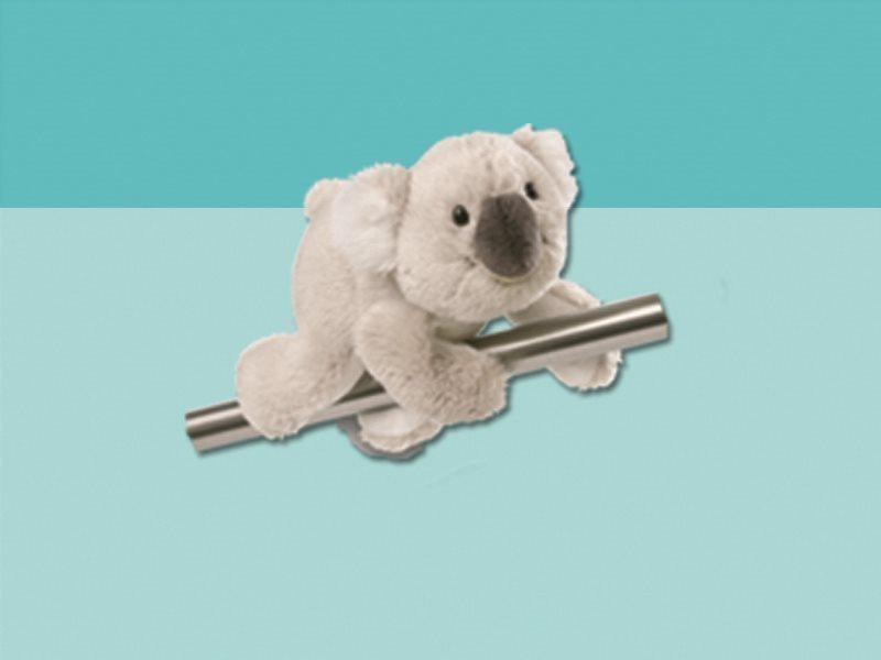 Nici Magnet Koala Björn Gosedjur Mjukdjur Kylsk.. (342996255) ᐈ Köp ... 8756b087f3aa4