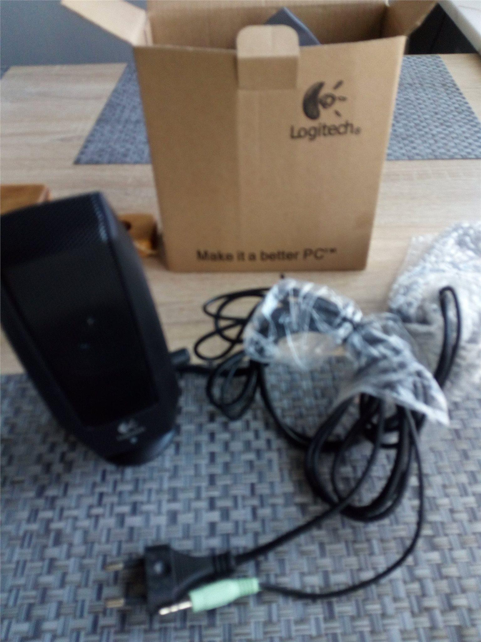 LOGITECH högtalare. (336284672) ᐈ Köp på Tradera c45e866e339b6