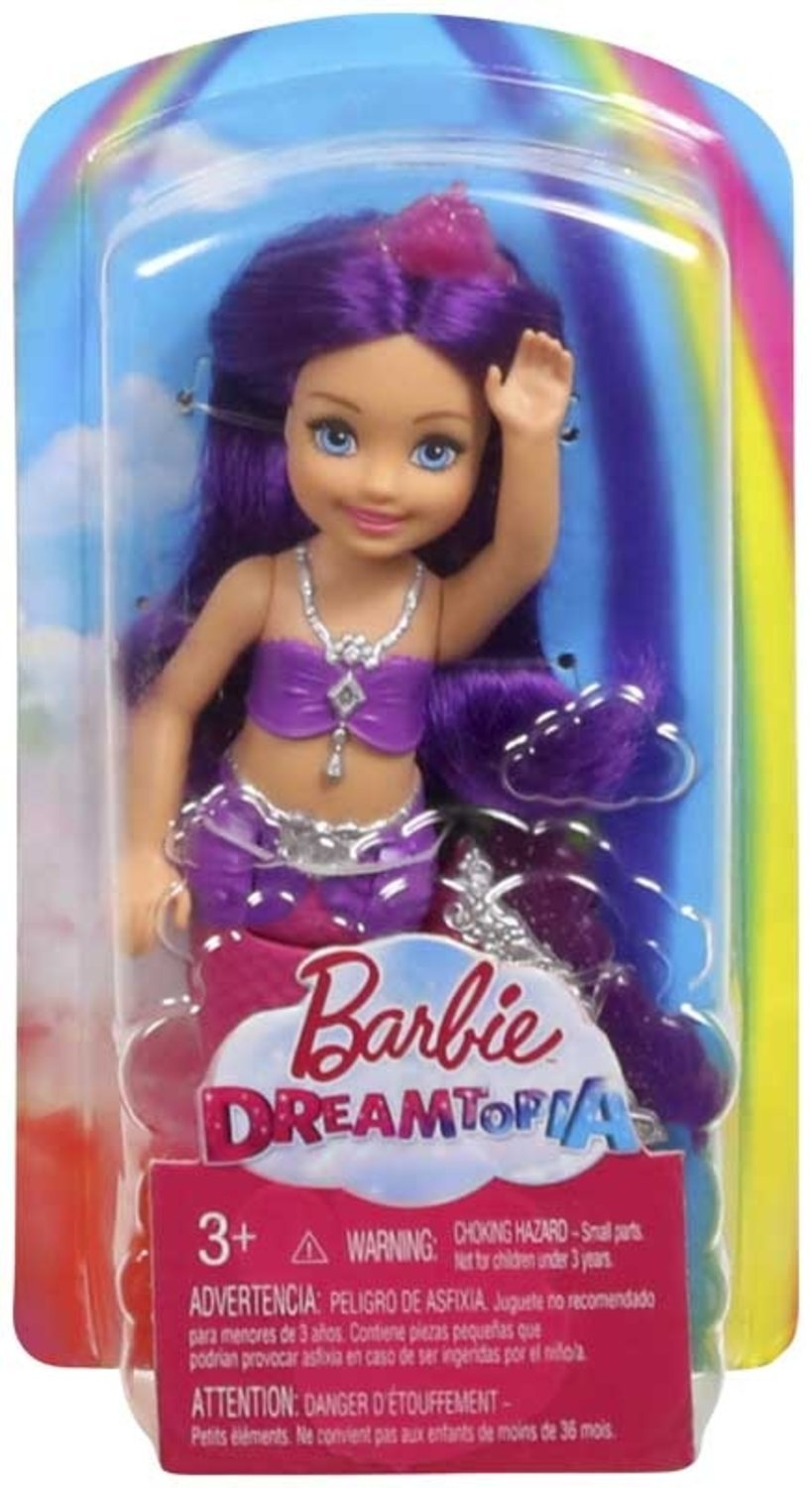 Barbie Dreamtopia Sparkle Mountain Mermaid