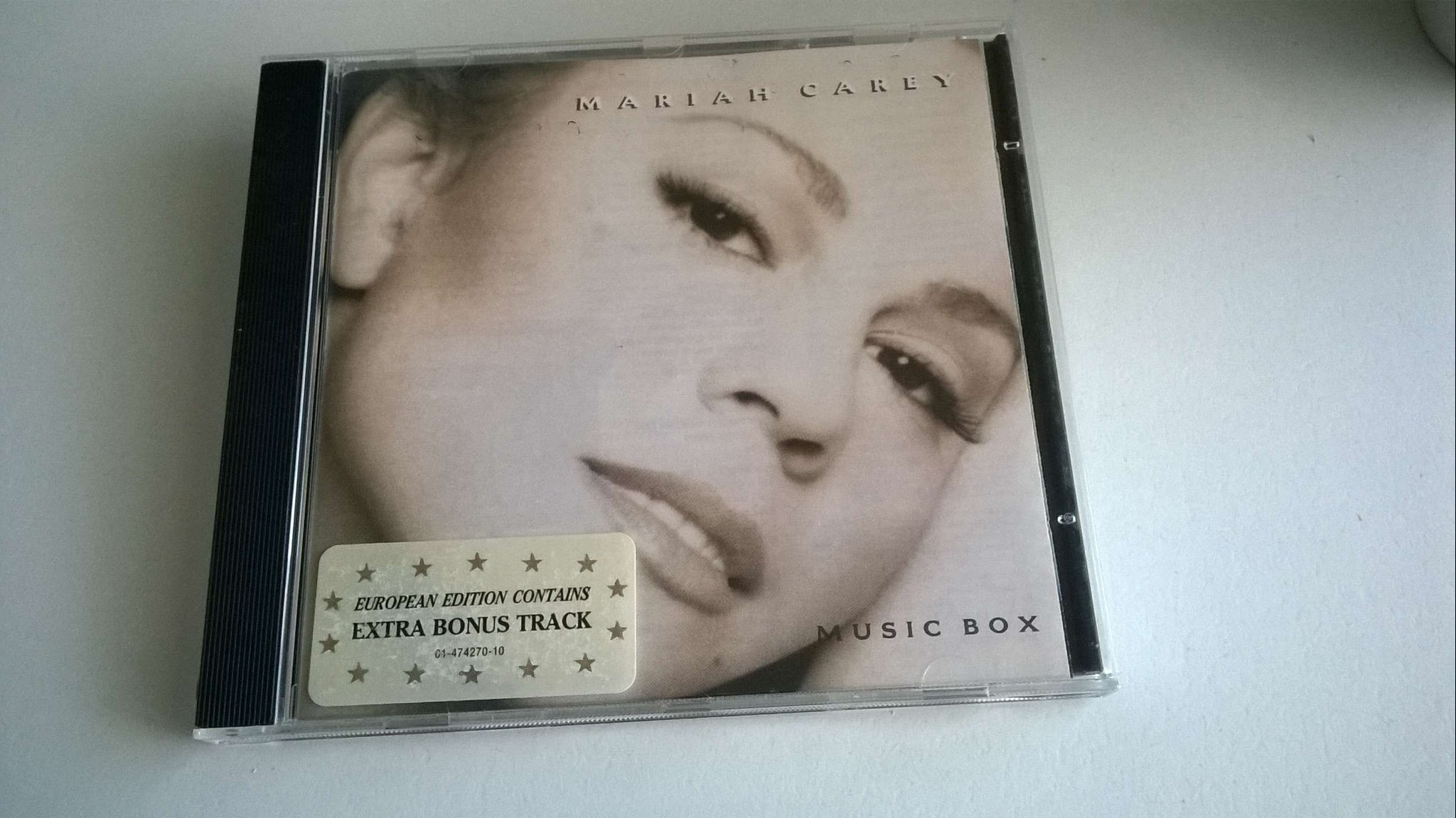 Mariah Carey ?- Music Box, CD, Album