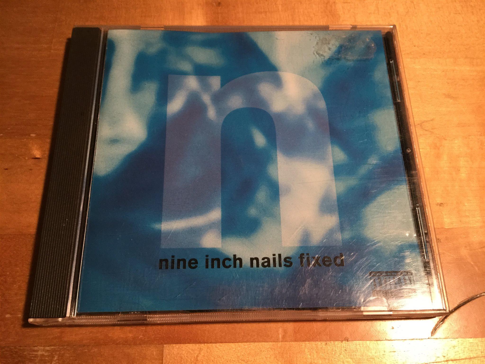 Nine Inch Nails - Fixed på Tradera.com - Från M till O, Metal, CD |