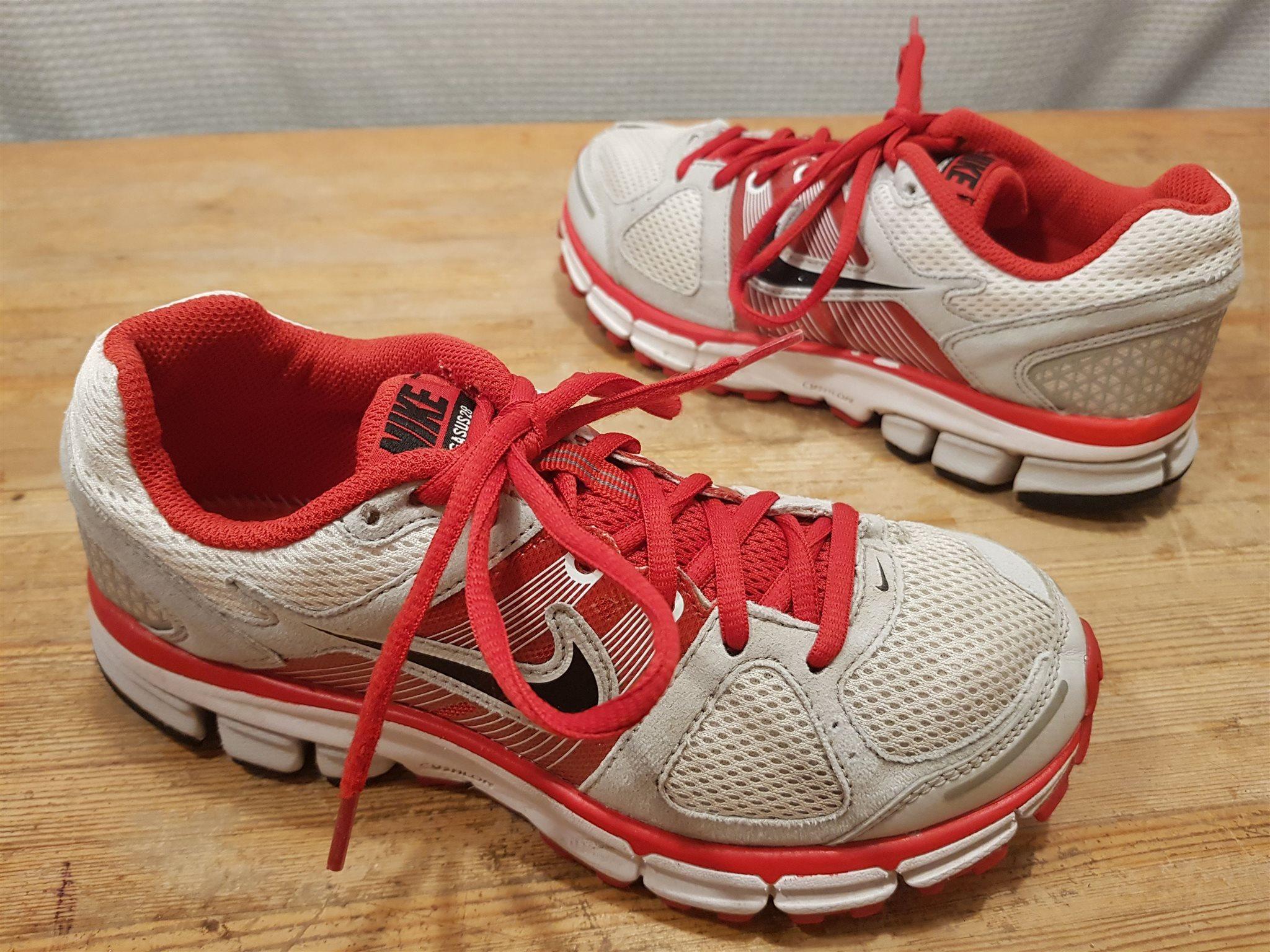 online store 6f752 5a2f4 Löparskor sportskor Nike Pegasus 28 Zoom Air Cushlon sneakers str 37,5