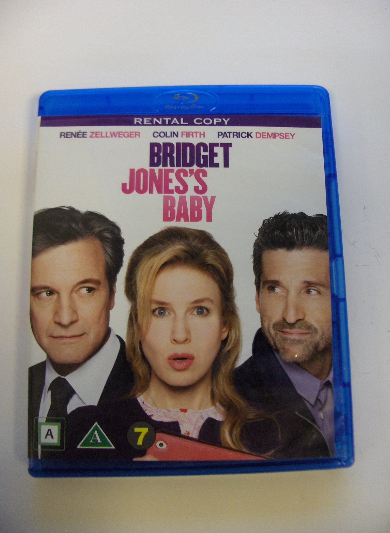 Bridget Jones Baby (Blu-ray)