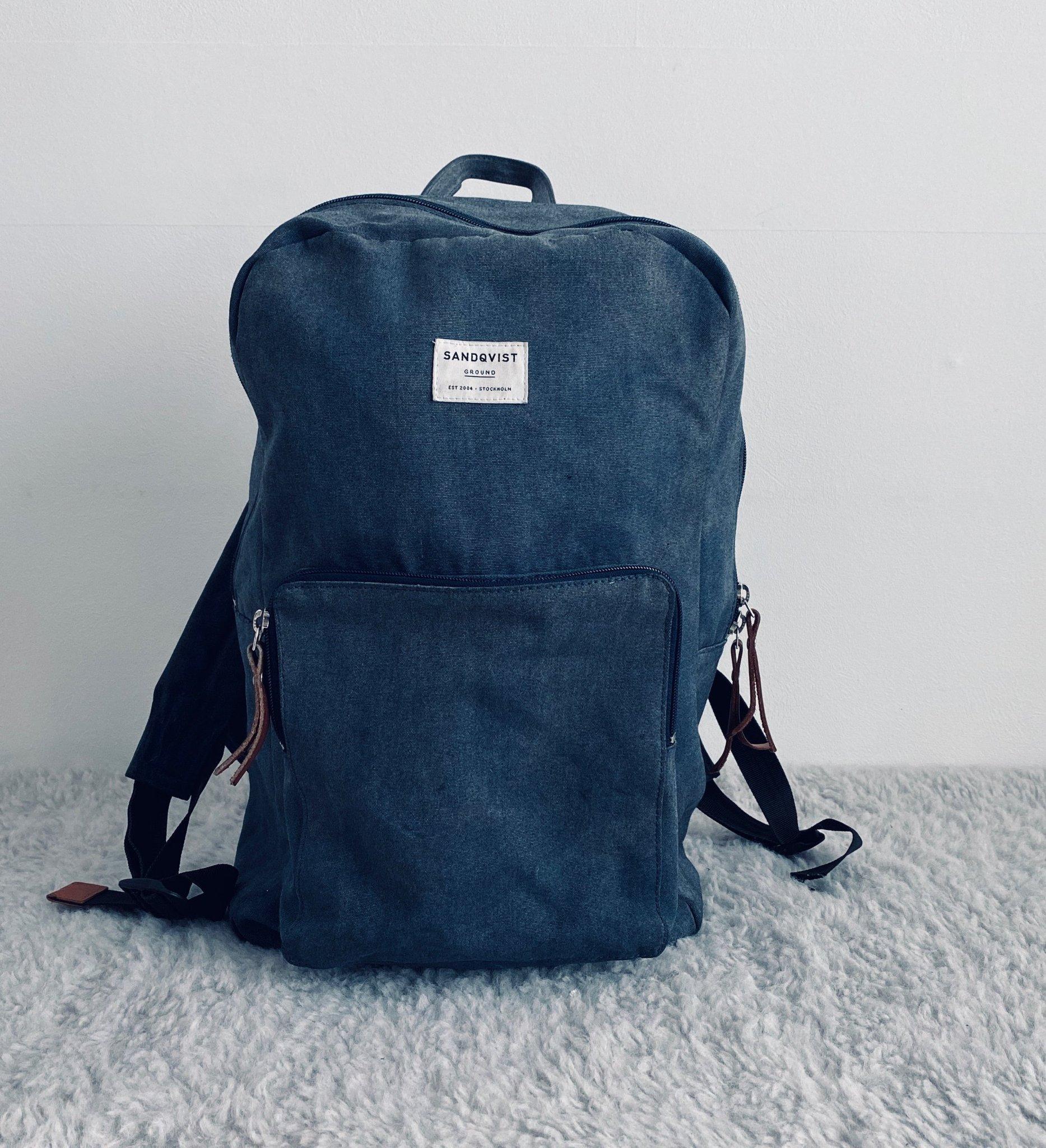 sandqvist väska stig cdon