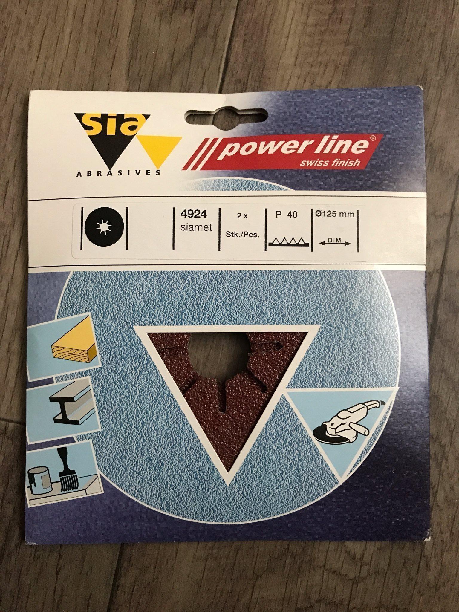 Slippapper vinkelslip (334258529) ᐈ Köp på Tradera ee633f73c4846