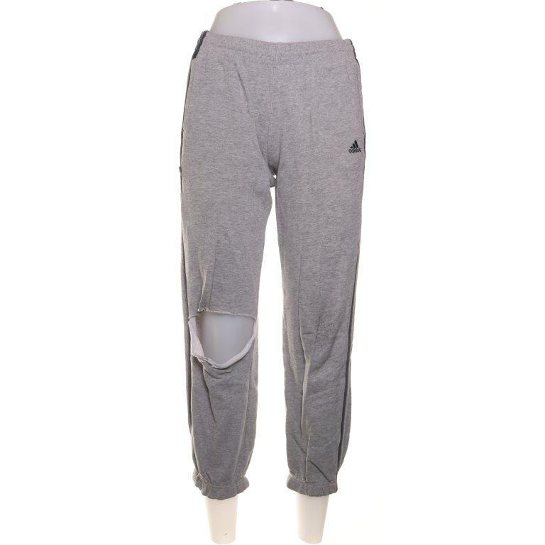 adidas mjukisbyxor grå
