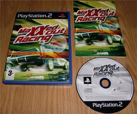 PS2: Maxxed Out Racing