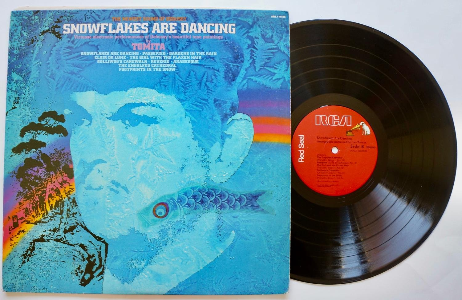 ** Tomita ?– Snowflakes Are Dancing **